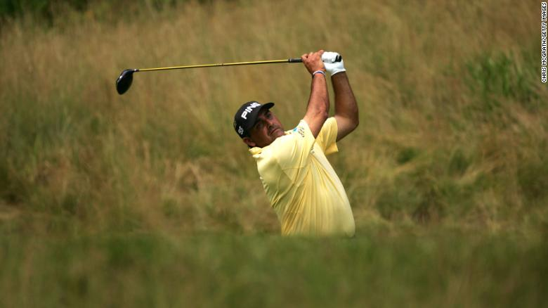 Two-time golf major winner Angel Cabrera arrested in Brazil