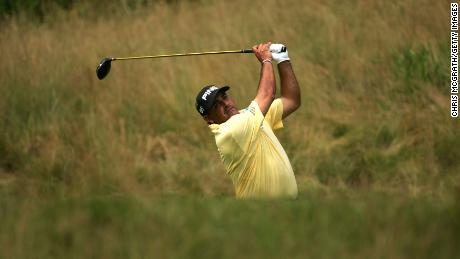 Angel Cabrera, the 2007 US Open champion, was arrested in Brazil.