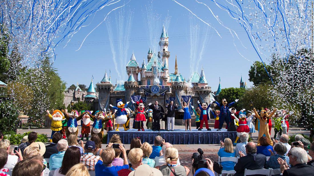 Disneyland welcomes out-of-state visitors as California fully reopens