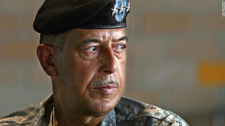 You might remember Russel Honoré for his response to Hurricane Katrina. Now he'll assess US Capitol security