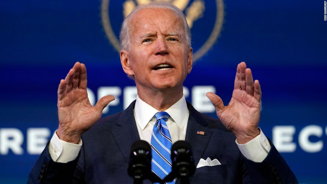Here's when Americans may see aid from Biden's proposal