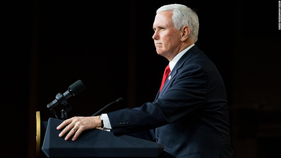 Mike Pence on Donald Trump: 'I don't know if we'll ever see eye to eye' on January 6 – CNN