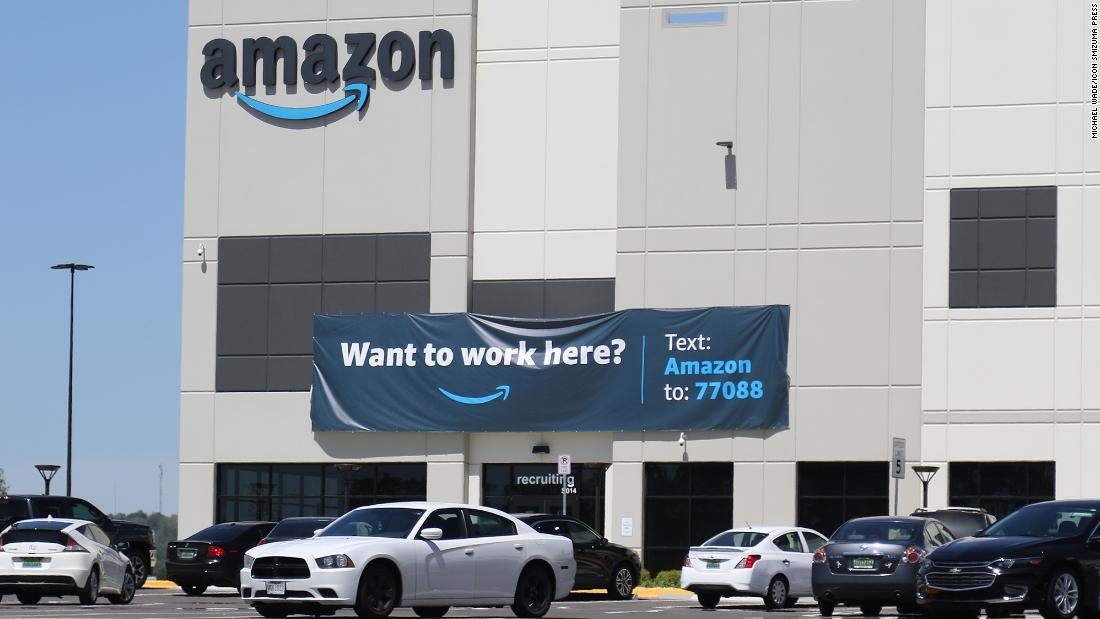 www.cnn.com: Thousands of Amazon warehouse workers to vote on whether to form company's first US union