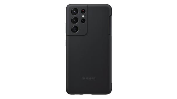 Galaxy S21 Ultra 5G Silicone Cover With S Pen