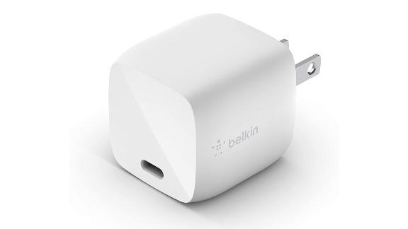 Belkin USB-PD GaN 30-Watt Wall Charger