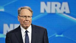 NRA files for bankruptcy – CNN