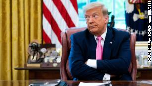 Trump's final full week in office ends with the nation in disarray
