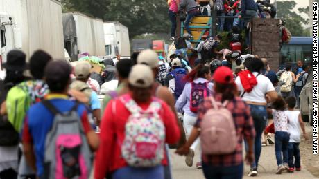 Mexico stops accepting US returns of some migrant families under pandemic-era policy