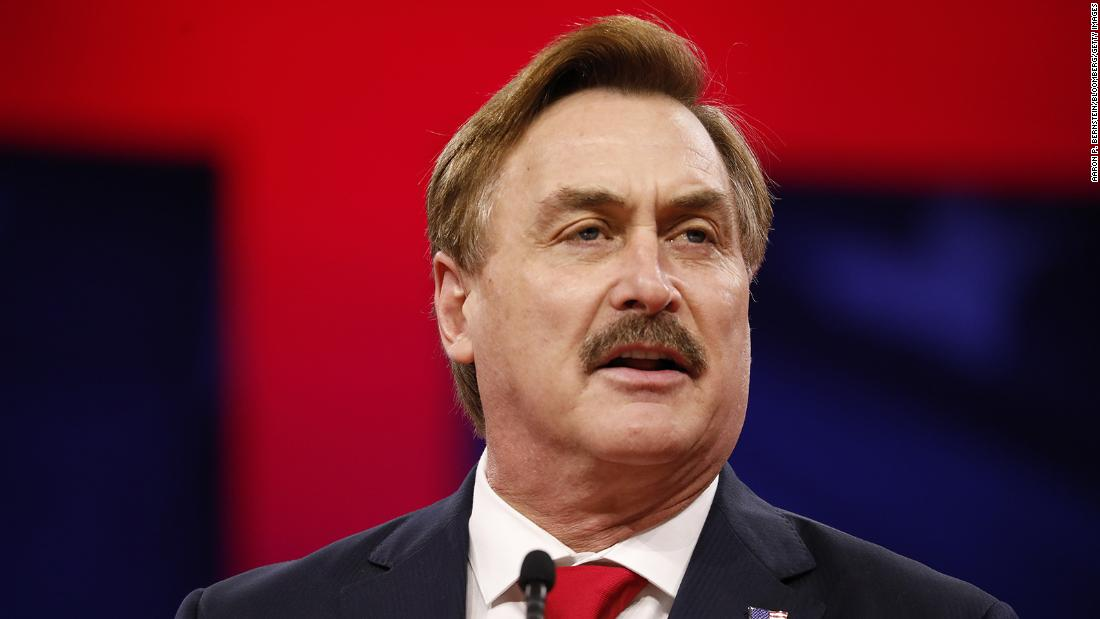 MyPillow CEO Mike Lindell has been banned from Twitter