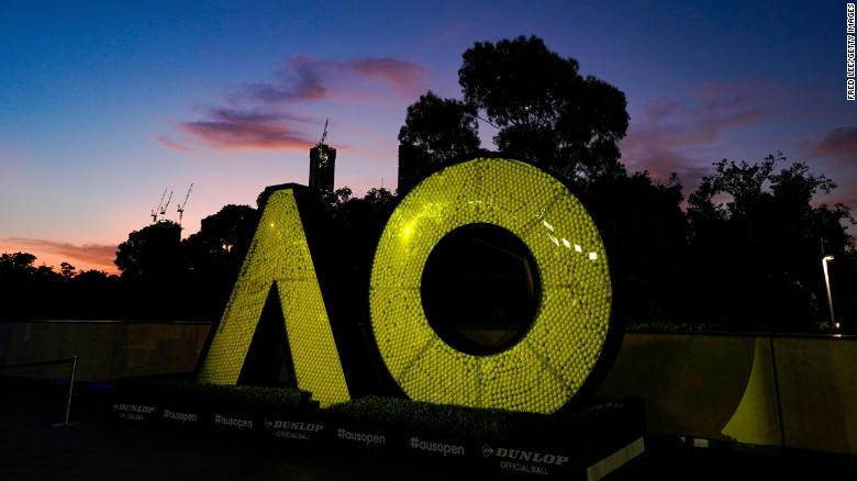 Australian Open: Quarantining tennis players voice 'unequal practice' frustrations