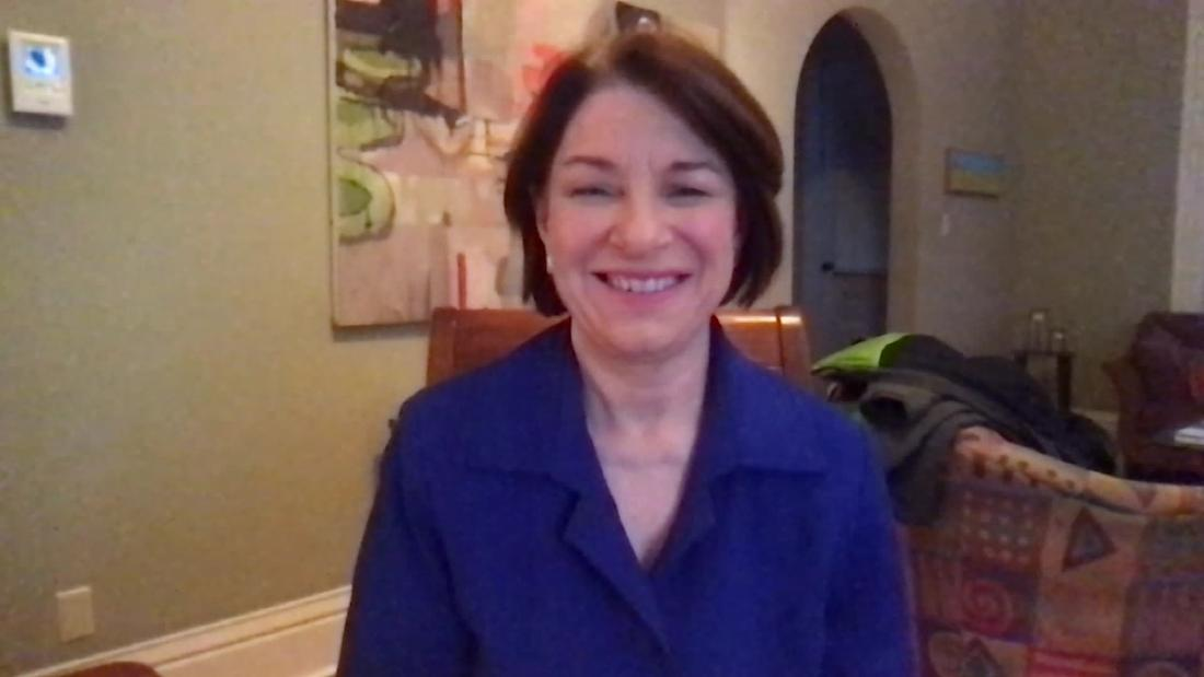 Klobuchar: Senate must go through with impeachment trial