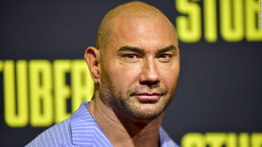 'Guardians of the Galaxy' star offers $20k to catch person who scraped 'Trump' on manatee