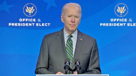 Image for Key lines from the unveiling of Biden's science team