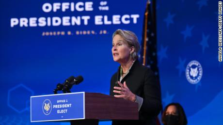 Frances Arnold is Biden's pick to be co-chair of the President's Council of Adviers on Science and Technology.
