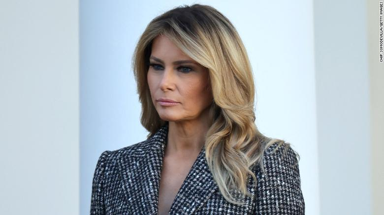 Melania Trump finishes with worst first lady popularity rating ever