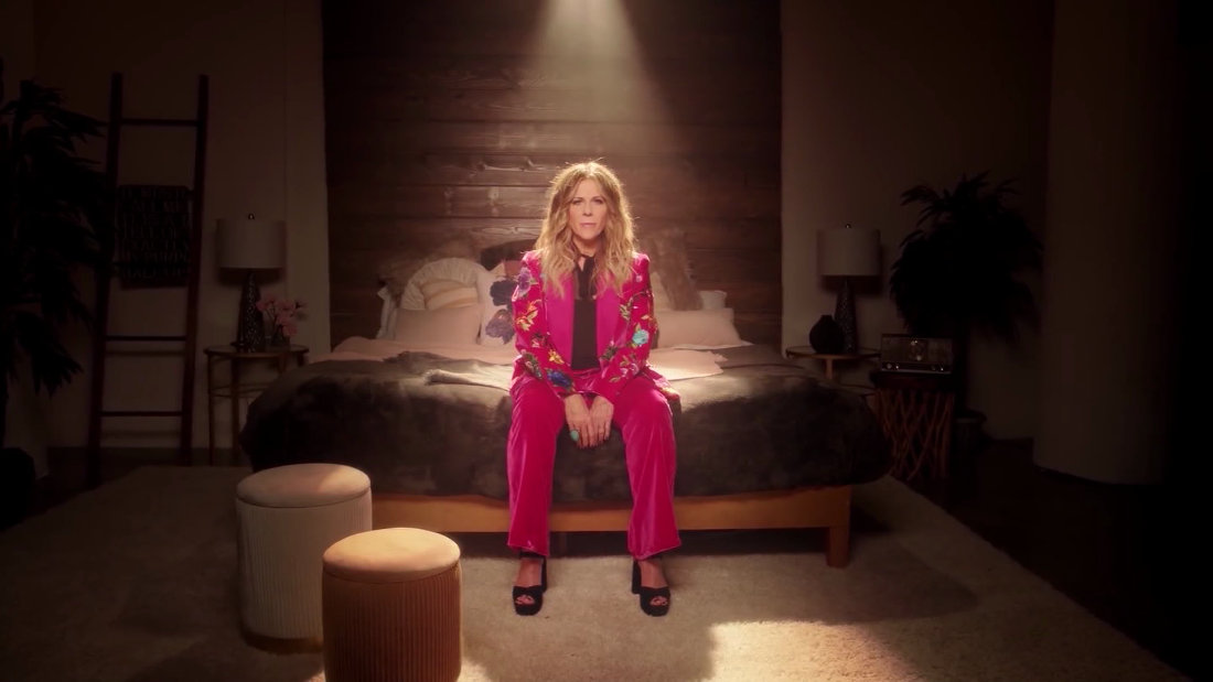 Rita Wilson discusses her new music