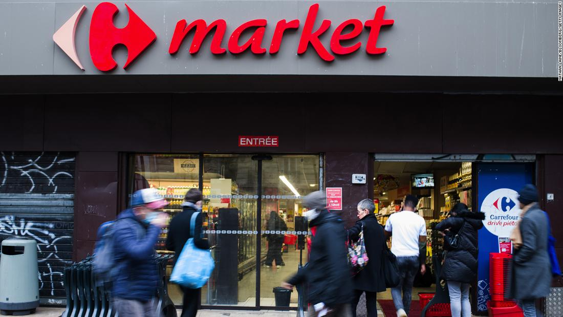 French politics kills Canadian bid to create one of the world's top supermarket groups