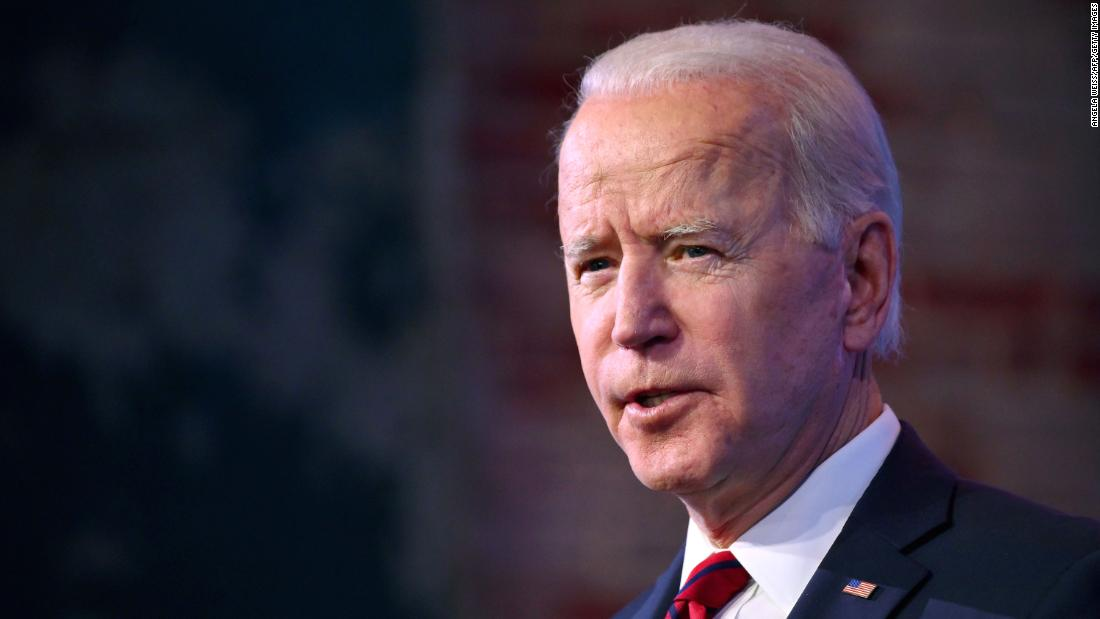 Biden to propose sweeping immigration bill on first day in office – CNN