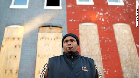 Dante Barksdale, who worked for more than a decade to keep Baltimore's streets safe from gun violence, is shot and killed