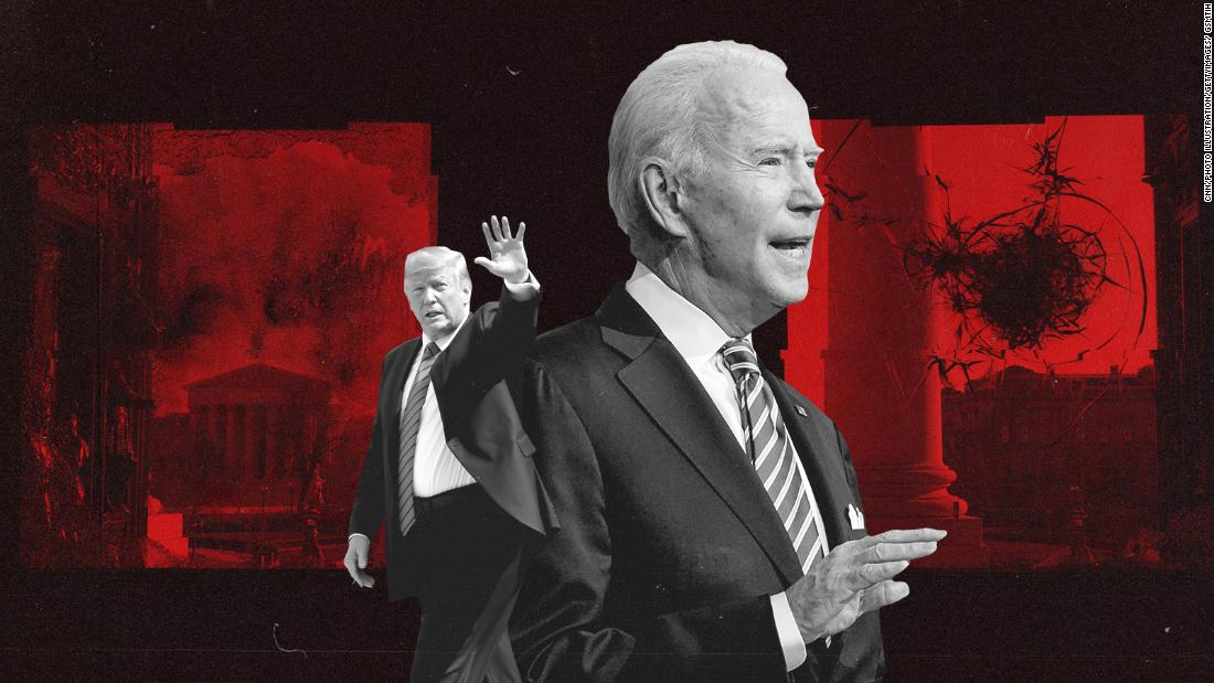Trump is handing Biden a more dangerous world. There's only so much the new president can undo