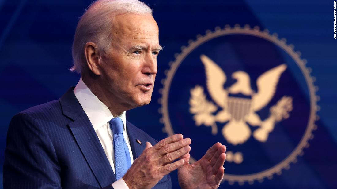 CNN poll: Biden's favorability on the rise