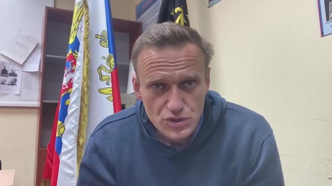 'What is this toad so afraid of?' Putin called out by Navalny