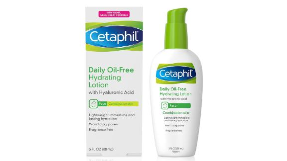 Cetaphil Daily Oil-Free Hydrating Lotion