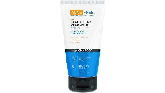 AcneFree Blackhead Removing Scrub With 2% Salicylic Acid Acne Treatment