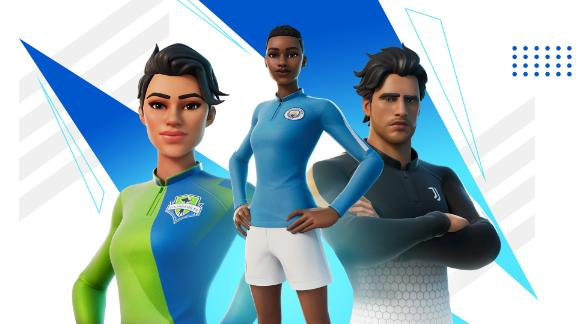 Fortnite Global Football Pele Cup