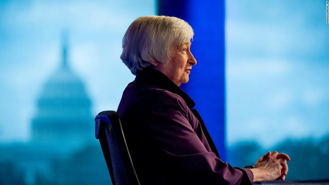 Janet Yellen heads to Capitol Hill for her confirmation hearing