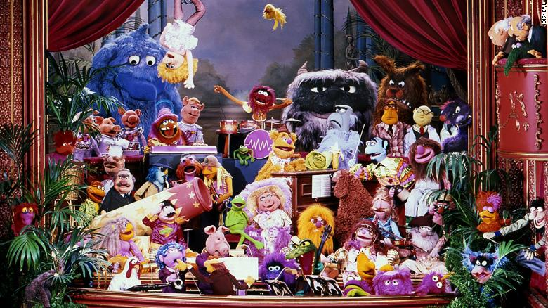 'The Muppet Show' is coming to Disney+