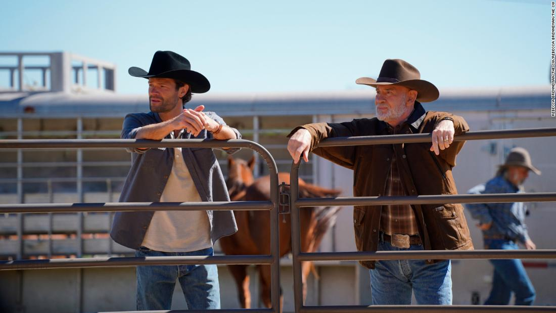 'Walker' gets a new look with Jared Padalecki as the Texas Ranger