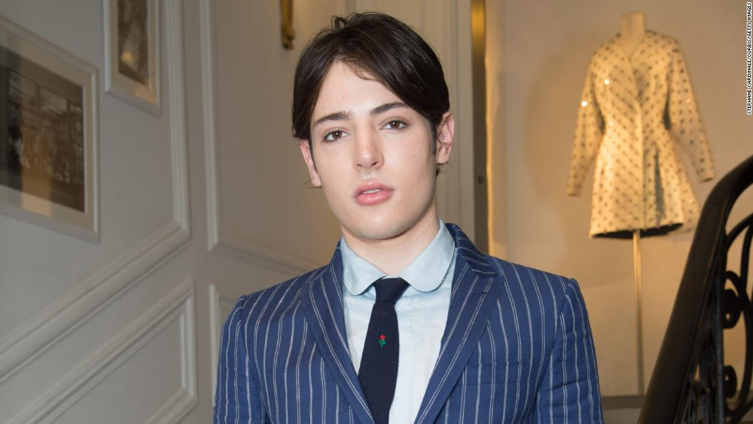 Harry Brant model and son of Stephanie Seymour and Peter Brant has died – CNN
