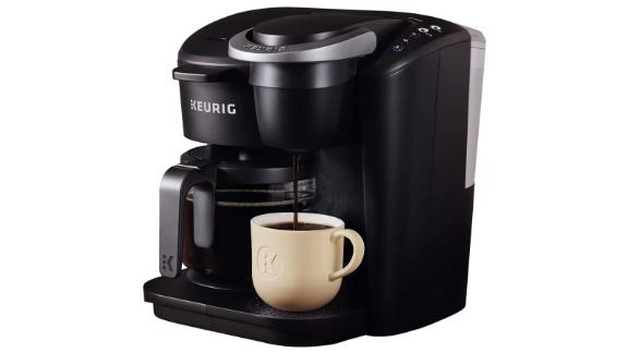Keurig K-Duo Essentials Single-Serve and Carafe Coffee Maker