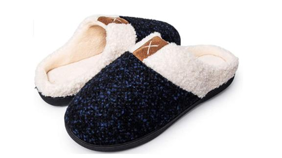 Apolter Unisex Memory Foam Slippers