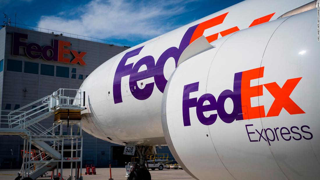 FedEx says it's cutting up to 6,300 jobs in Europe - CNN