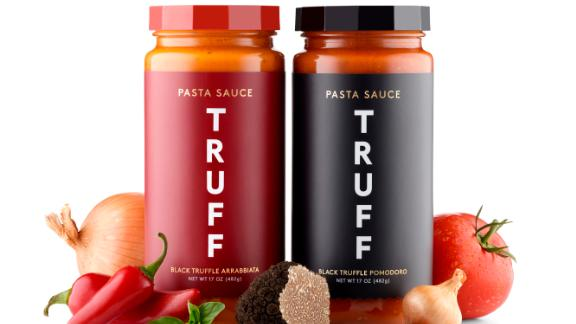 Truff Black Truffle Tomato & Arrabbiata, pack of 2