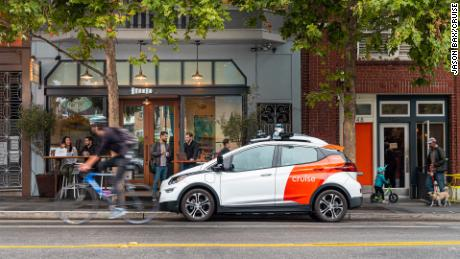 Microsoft joins in a new $2 billion investment in GM's self-driving car company