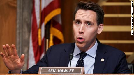 Fact check: Hawley makes misleading denial of post-election efforts