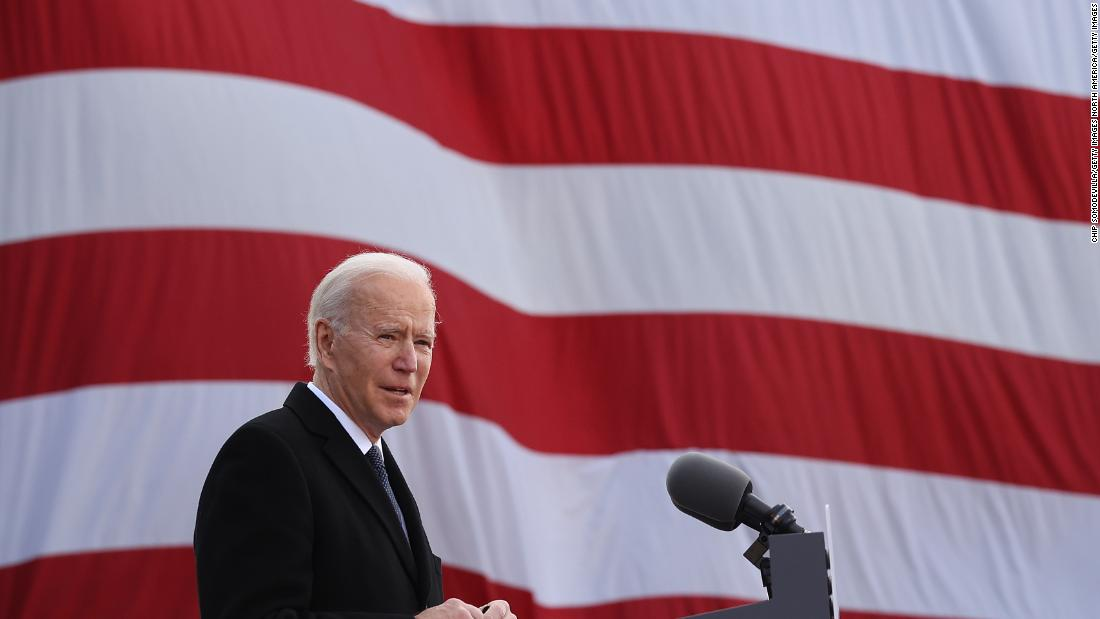 Opinion: Biden's hope and a prayer