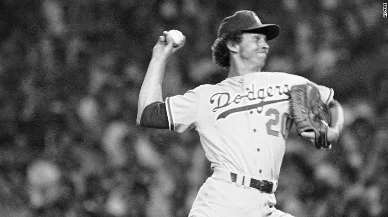 """Hall of Fame baseball player <a href=""""https://www.cnn.com/2021/01/19/us/don-sutton-mlb-death-obit-spt-trnd/index.html"""" target=""""_blank"""">Don Sutton</a> died January 18 at the age of 75, according to a tweet from his son. Sutton, a right-handed pitcher, spent most of his career with the Los Angeles Dodgers."""