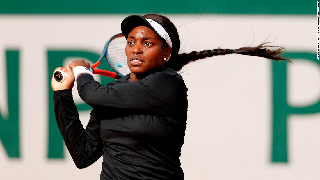 Sloane Stephens mourns the death of three family members