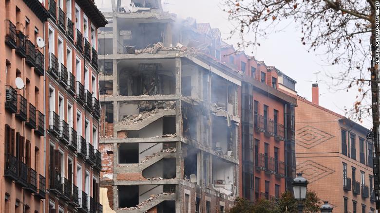 Madrid explosion: 3 dead, several injured as explosion rocks Spanish  capital - CNN