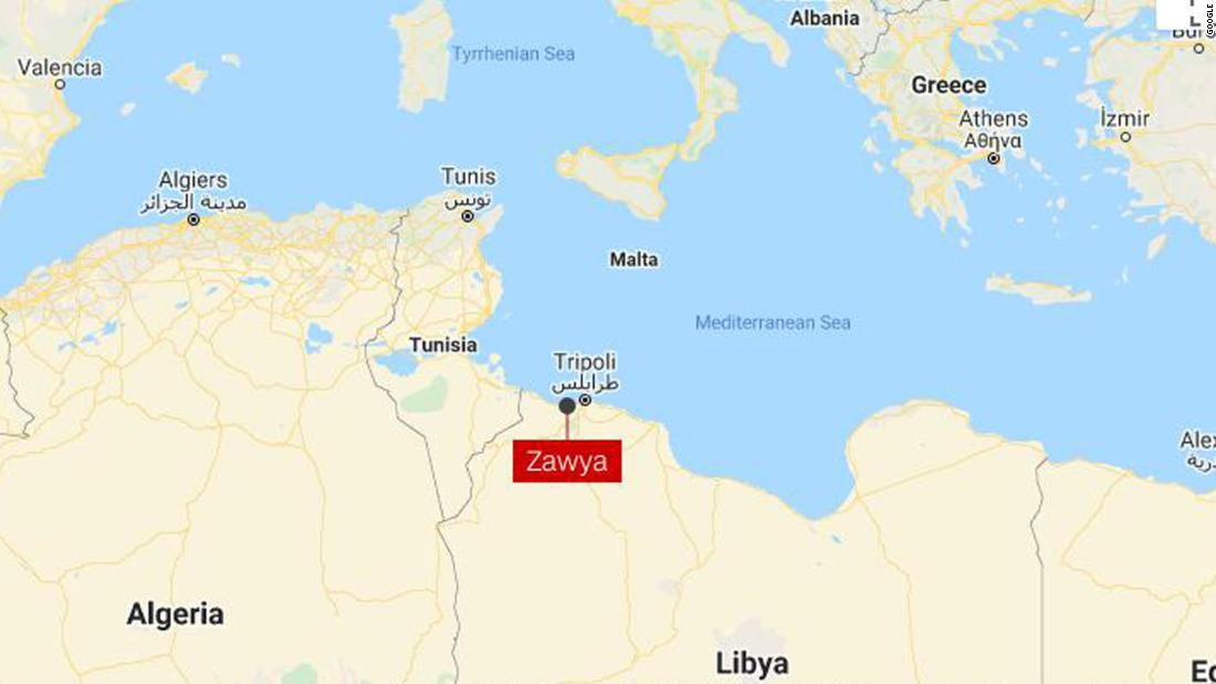 43 People Drown After Boat Carrying West African Migrants Capsizes Off Libyan Coast
