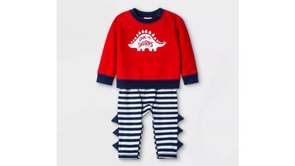 Cat & Jack Baby Love-a-Saurus Set
