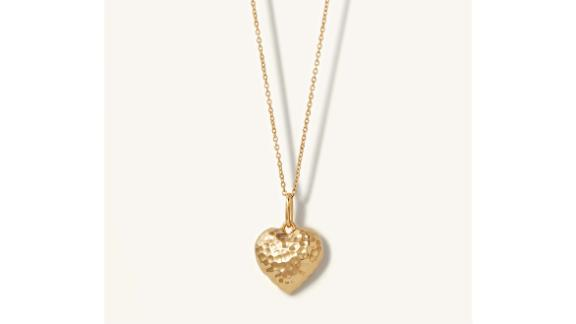 Mejuri Heart Necklace
