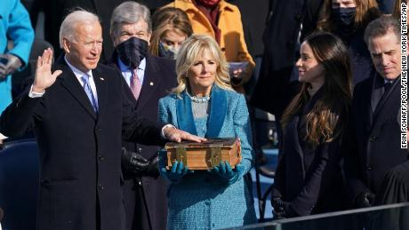 Videos The Inauguration Of Joe Biden Cnn