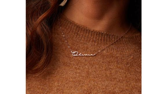 Minimalist Name Necklace