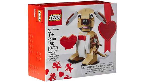 Lego Bricks & More Cupid Dog