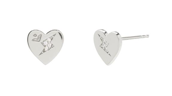 Rowan Fierce Love Sterling Studs